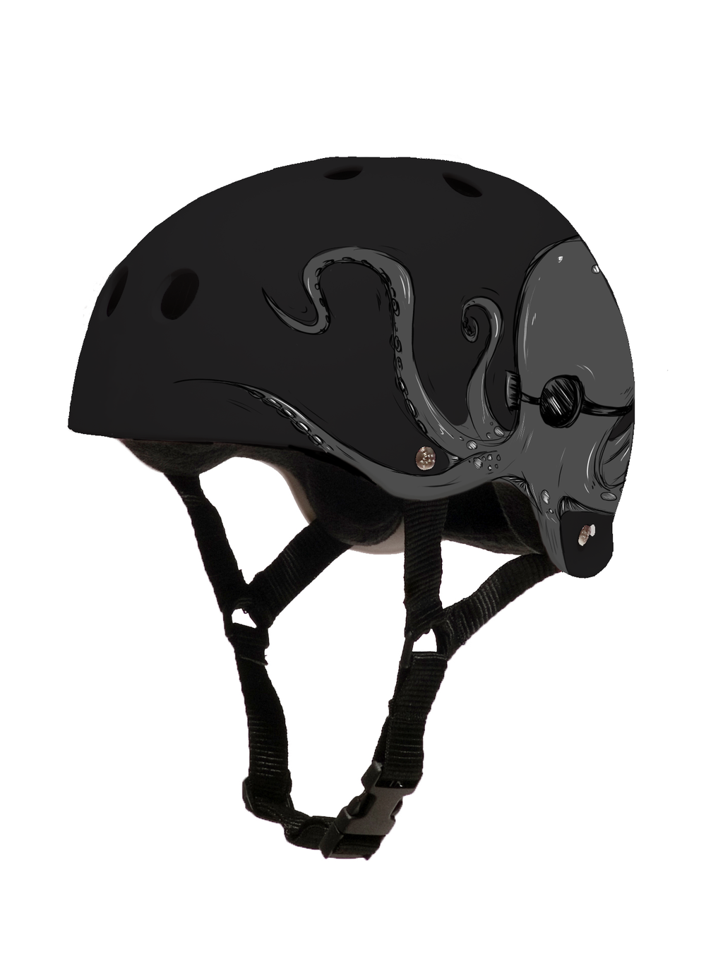 Jovoto octo helm design or die triple 8 for Helm design