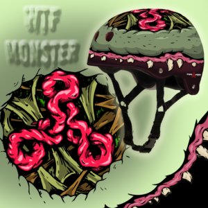 wtf monster
