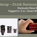 Starbucks Value Mug (previously called Rent a Mug)