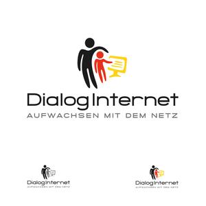 Dialog Internet Logoentwurf