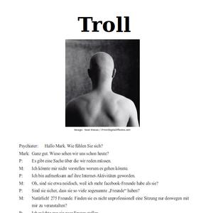 Crossmedia Story - Troll