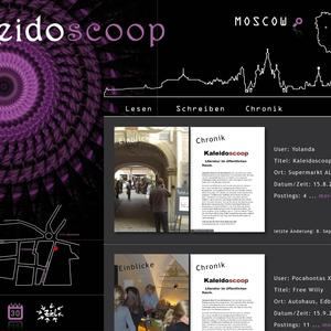 Kaleidoscoop goes crossmedial