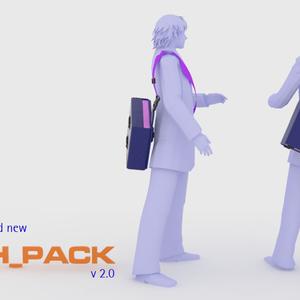 TECH PACK v 2.0