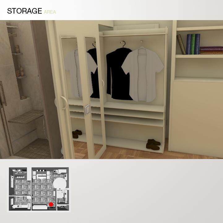 A 14 storage bigger