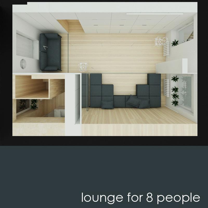 Lounge bigger
