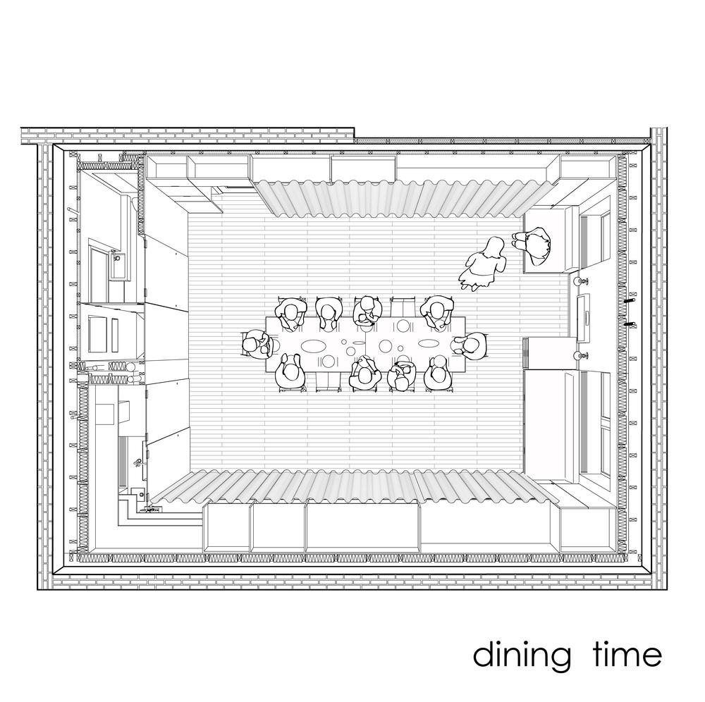 Dining time bigger
