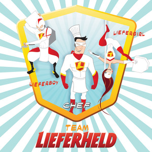 TEAM LIEFERHELD: chef & acrobatic twins
