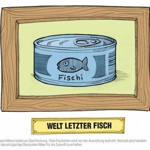Welt letzter Fisch