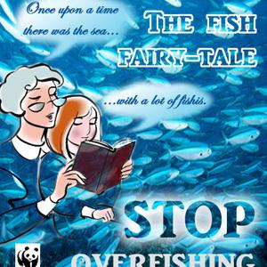 The fish fairy-tale