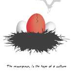 The resurgence, is the hope of a culture