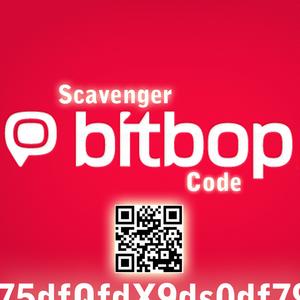 bitbop Scavenger Code