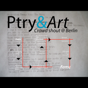 Ptry&Art Crowd shout
