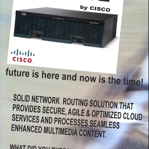 CISCO the future