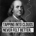 Tapping into clouds never felt better