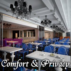 Comfort & Privacy