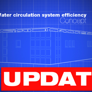 Water circulation system efficiency