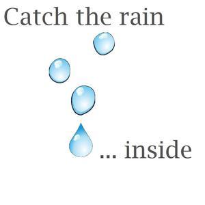 the  rain  inside