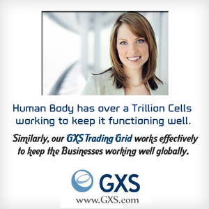 Human Cells and GXS Trading Grid.