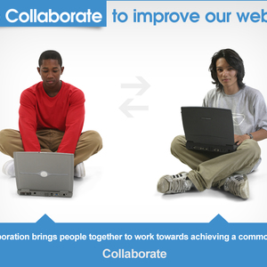We Collaborate