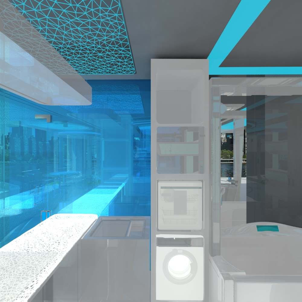 Jovoto / Future Space : Smart Room/ Hotel / Room 2022