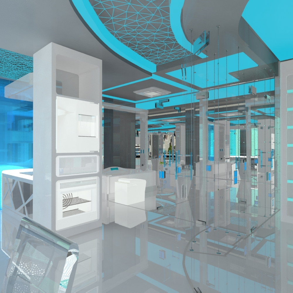 Kitchen Of The Future: Jovoto / Future Space : Smart Room/ Hotel / Room 2022