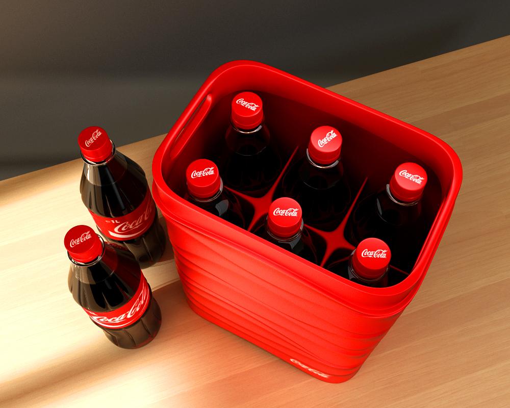Crate bottles bigger