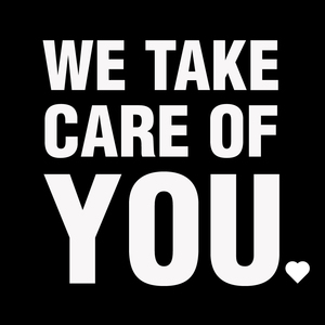WE TAKE CARE OF YOU ?