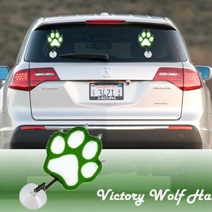 Waving hand - Victory Wolf Hand