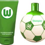 VfL Wolfsburg Shampoo-Flasche