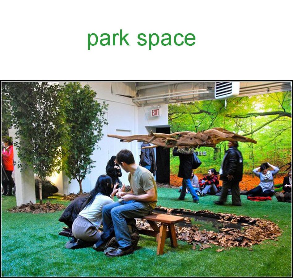 Park bigger