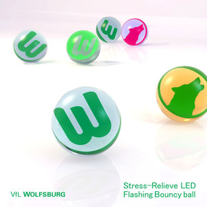 BOUNCY BALLS STRESS RELIEVE