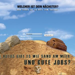 Mobile.de = Autos wie Sand am Meer & Super Jobs