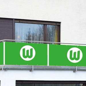 Balkon-Sichtblende im VFL-Design
