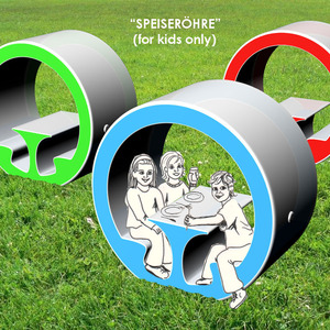 """Speiseröhre"" for Kids only"