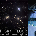 Night SKY Floor