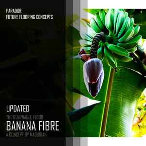 THE RENEWABLE FLOOR - BANANA FIBRE (UPDATED)