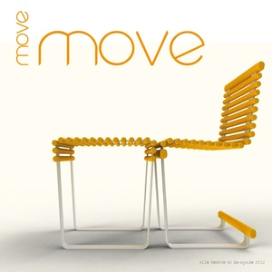 move - chair - bench - table - GARDEN UNIQUE 2012