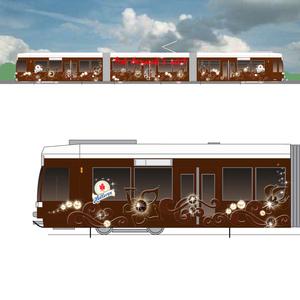 sweet tram