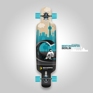 Surf the City / Road Wave