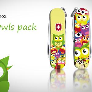 Owls Pack