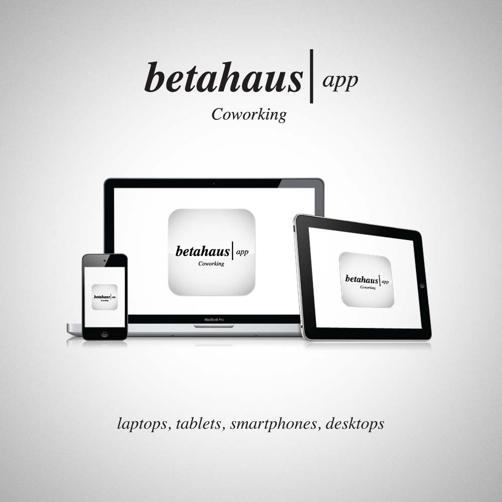 Betahaus app devices bigger