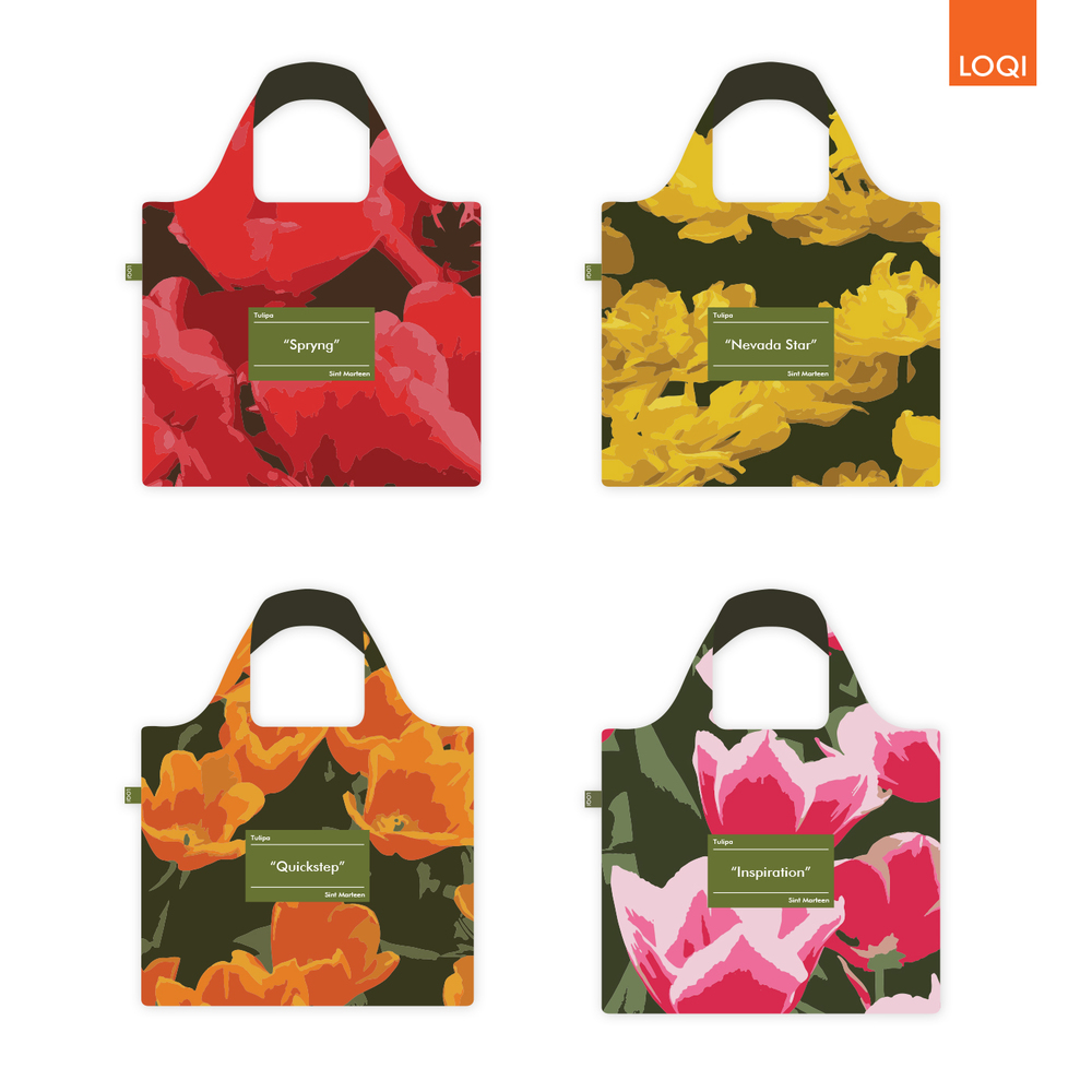 jovoto / Tulip season / Shopping Bag (R)evolution / LOQI Store GmbH