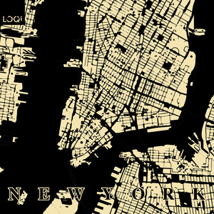 LOQI big city maps