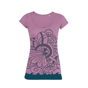 T-Shirt Doodle for Women