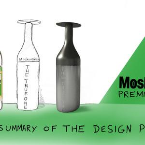 Moskovskaya Round-Sided Premium Edition