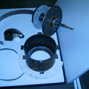 RSE Rotary Stirling Engine