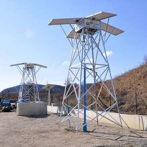 NSP-Solar Pump - Solar Pump Station especially designed for remote areas