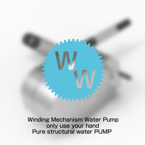 WW-Winding Mechanism Water Pump