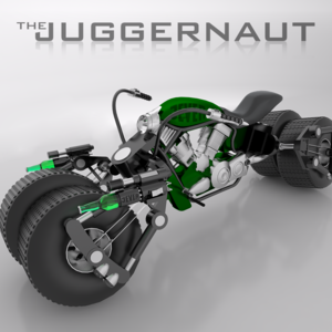 The Juggernaut