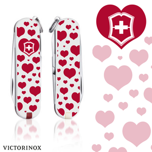 Victorinox in Love